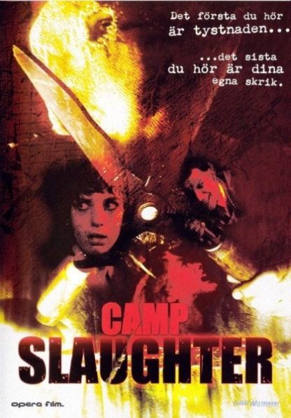 Camp Slaughter (2004) starring Christian Magdu on DVD on DVD