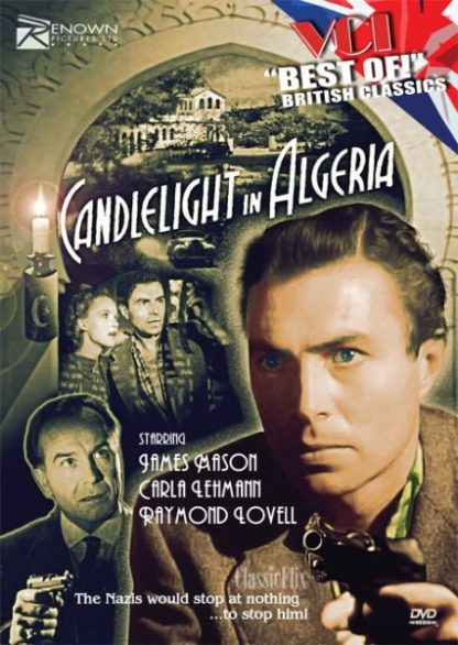 Candlelight in Algeria (1944) with English Subtitles on DVD on DVD