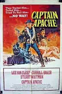 Captain Apache (1971) with English Subtitles on DVD on DVD