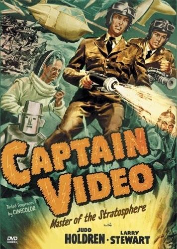 Captain Video, Master of the Stratosphere (1951) starring Judd Holdren on DVD on DVD