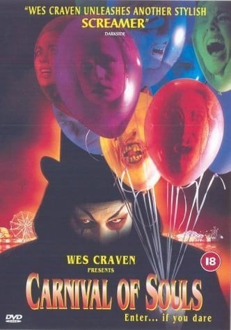 Carnival of Souls (1998) starring Bobbie Phillips on DVD on DVD