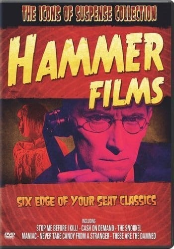 Cash on Demand (1961) starring Peter Cushing on DVD on DVD