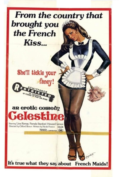 Celestine, Maid at Your Service (1974) with English Subtitles on DVD on DVD
