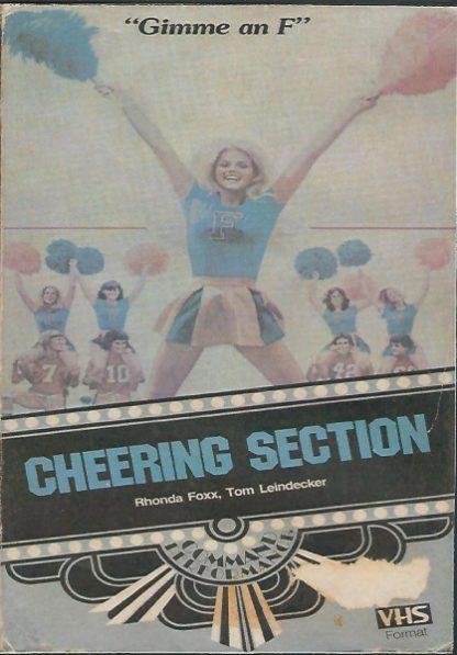Cheering Section (1977) starring Rhonda Fox on DVD on DVD