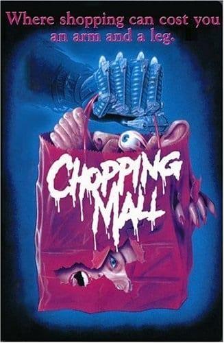 Chopping Mall (1986) starring Kelli Maroney on DVD on DVD