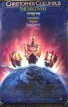 Christopher Columbus: The Discovery (1992) starring Marlon Brando on DVD on DVD
