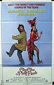 Chu Chu and the Philly Flash (1981) starring Alan Arkin on DVD on DVD