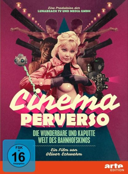 Cinema Perverso: The Wonderful and Twisted World of Railroad Cinemas (2015) with English Subtitles on DVD on DVD