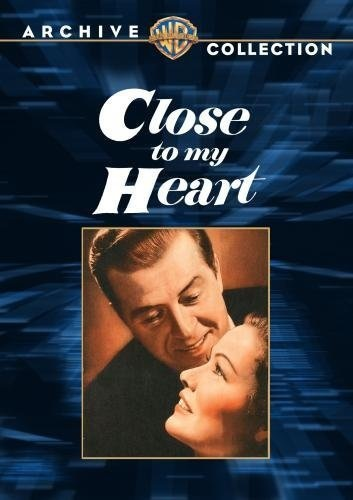 Close to My Heart (1951) starring Ray Milland on DVD on DVD