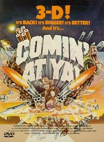 Comin' at Ya! (1981) starring Tony Anthony on DVD on DVD