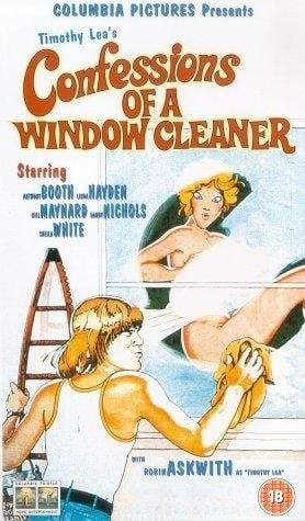 Confessions of a Window Cleaner (1974) starring Robin Askwith on DVD on DVD