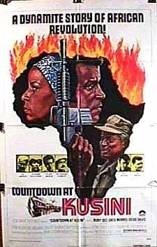 Cool Red (1976) starring Ruby Dee on DVD on DVD