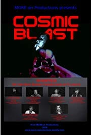 Cosmic Blast (2018) starring Betty Bonning on DVD on DVD