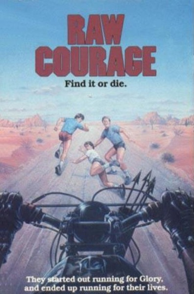 Courage (1984) starring Ronny Cox on DVD on DVD