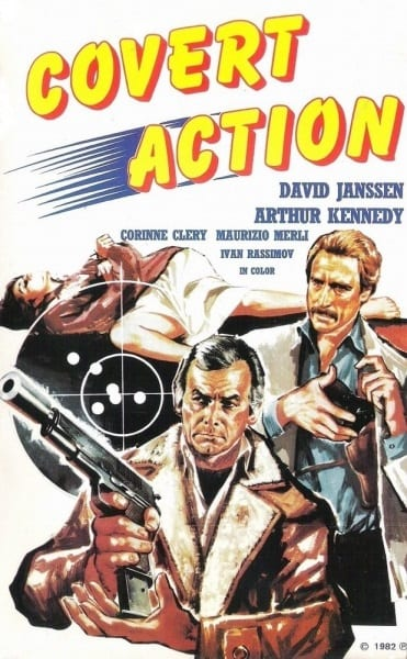 Covert Action (1978) with English Subtitles on DVD on DVD