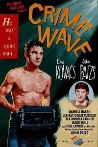 Crime Wave (1985) starring Eva Kovacs on DVD on DVD