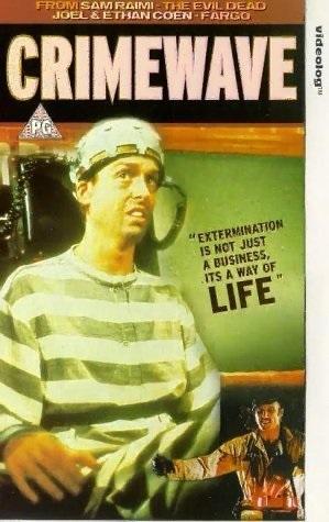 Crimewave (1985) starring Louise Lasser on DVD on DVD