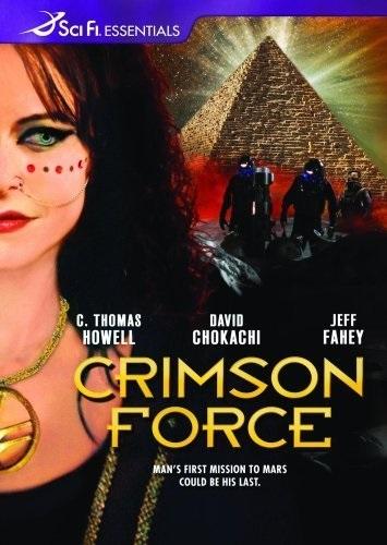 Crimson Force (2005) starring Tony Amendola on DVD on DVD