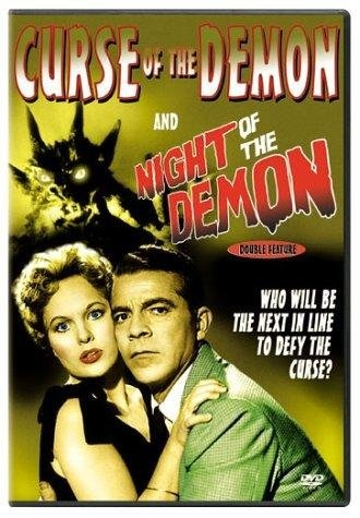 Curse of the Demon (1957) starring Dana Andrews on DVD on DVD