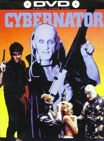 Cybernator (1991) starring Lonnie Schuyler on DVD on DVD