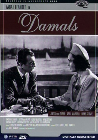 Damals (1943) with English Subtitles on DVD on DVD