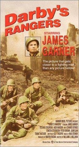 Darby's Rangers (1958) starring James Garner on DVD on DVD