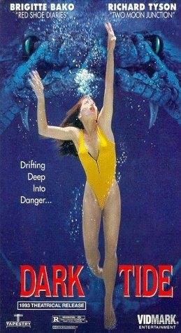Dark Tide (1994) starring Chris Sarandon on DVD on DVD