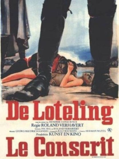 De loteling (1974) with English Subtitles on DVD on DVD
