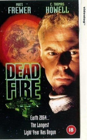 Dead Fire (1997) starring Colin Cunningham on DVD on DVD