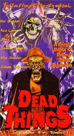 Dead Things (1986) starring Nancy Anthony on DVD on DVD