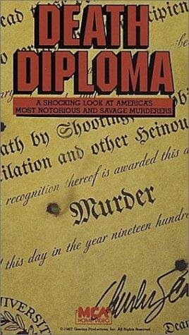 Death Diploma (1987) starring Joseph Campanella on DVD on DVD