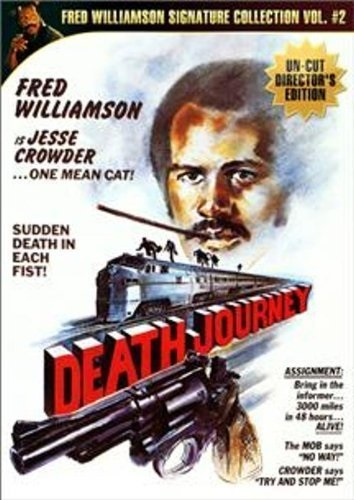 Death Journey (1976) starring Fred Williamson on DVD on DVD