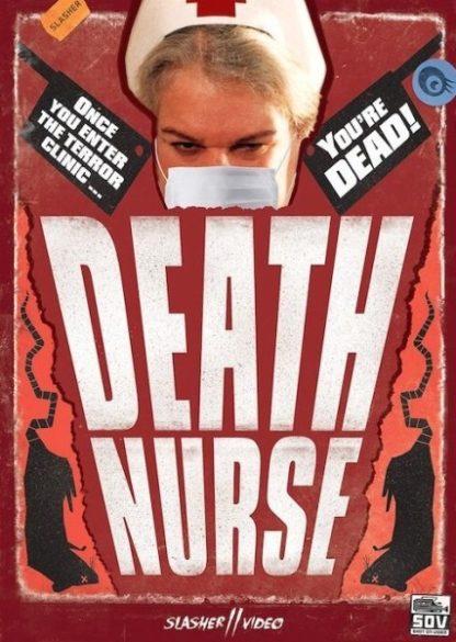 Death Nurse (1987) starring Priscilla Alden on DVD on DVD