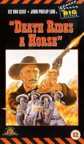 Death Rides a Horse (1967) with English Subtitles on DVD on DVD