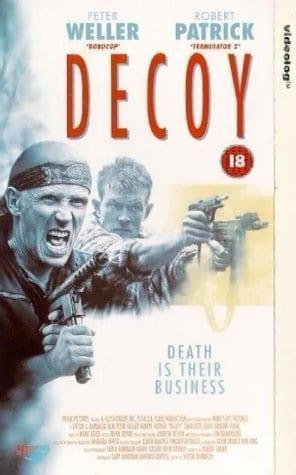 Decoy (1995) starring Peter Weller on DVD on DVD