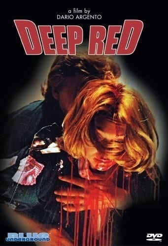 Deep Red (1975) with English Subtitles on DVD on DVD