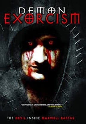 Demon Exorcism: The Devil Inside Maxwell Bastas (2013) starring Jacquie Floyd on DVD on DVD