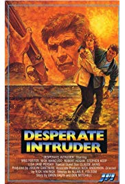 Desperate Intruder (1983) starring Meg Foster on DVD on DVD