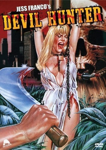Devil Hunter (1980) with English Subtitles on DVD on DVD