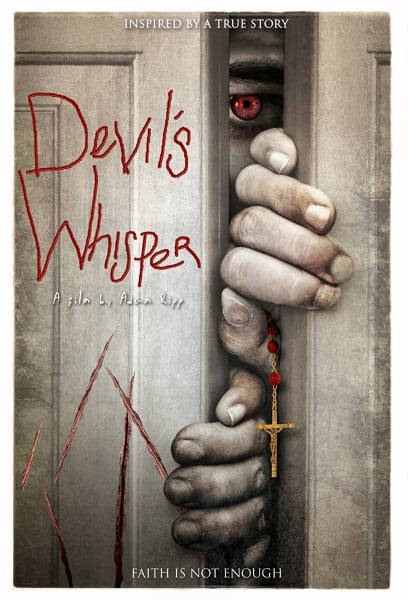 Devil's Whisper (2018) starring Luca Oriel on DVD