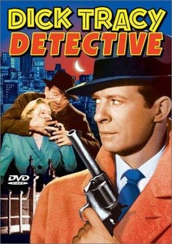Dick Tracy (1945) starring Morgan Conway on DVD on DVD