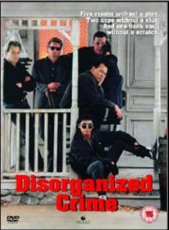 Disorganized Crime (1989) starring Hoyt Axton on DVD on DVD