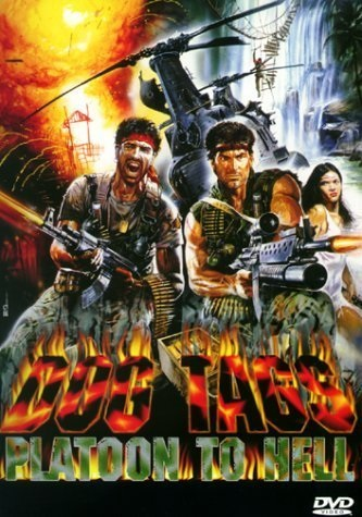 Dog Tags (1987) starring Clive Wood on DVD on DVD
