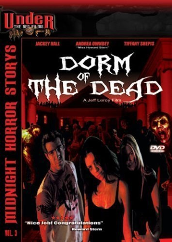 Dorm of the Dead (2006) starring Ciara Richards on DVD on DVD