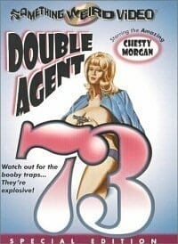 Double Agent 73 (1974) starring Chesty Morgan on DVD on DVD