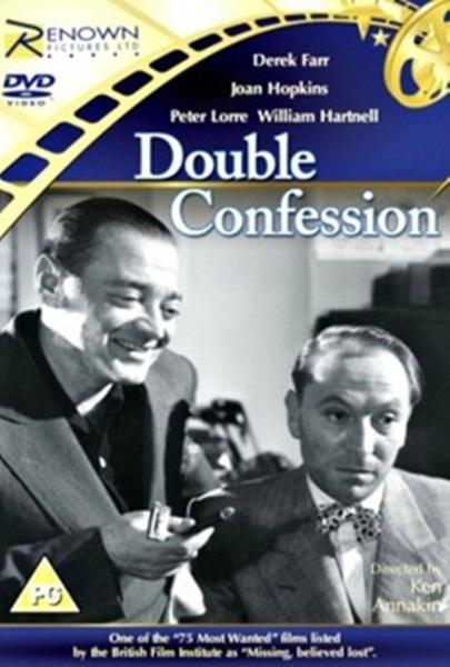 Double Confession (1950) starring Derek Farr on DVD on DVD