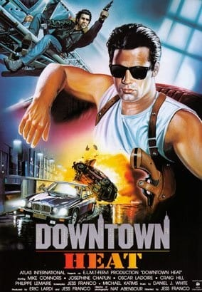 Downtown Heat (1994) with English Subtitles on DVD on DVD