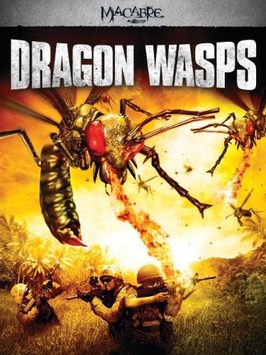 Dragon Wasps (2012) starring Corin Nemec on DVD on DVD