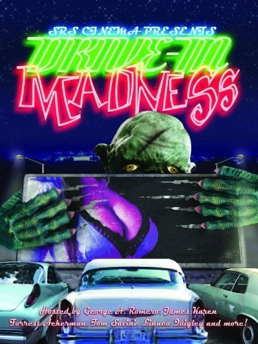 Drive-In Madness! (1987) starring Forrest J. Ackerman on DVD on DVD
