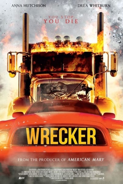 Driver from Hell (2016) starring Anna Hutchison on DVD on DVD